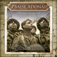 Praise Adonai CD   -     By: Paul Wilbur