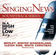 Medley: Winter Wonderland/Sleigh Ride/White Christmas,  Accompaniment CD  -