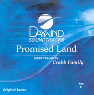 Promised Land, Accompaniment CD   -     By: The Crabb Family