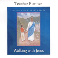 Walking with Jesus Teacher Planner CD   -