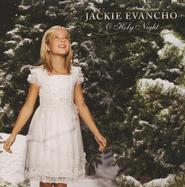 O Holy Night--CD and DVD   -     By: Jackie Evancho
