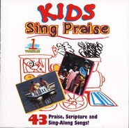 Kids Sing Praise, Volume 1 CD   -     By: Brentwood Kids