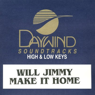 Will Jimmy Make It Home, Accompaniment CD   -     By: The Inspirations