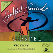Victory, Accompaniment CD   -     By: Yolanda Adams