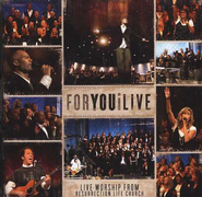 For You I Live CD   -     By: Resurrection Life Church