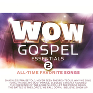 WOW Gospel Essentials 2 CD   -