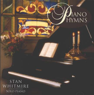 Piano Hymns, Compact Disc [CD]   -     By: Stan Whitmire
