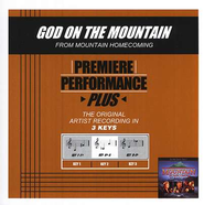 God On the Mountain (High Key Performance Track Without Background Vocals)  [Music Download] -     By: Bill Gaither, Gloria Gaither, Homecoming Friends