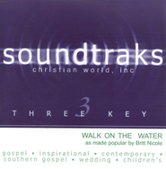 Walk On The Water, Accompaniment CD   -     By: Britt Nicole
