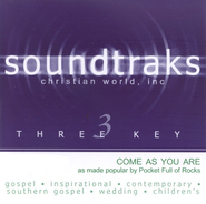Come As You Are, Accompaniment CD   -     By: Pocket Full of Rocks