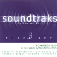 Sovereign God, Accompaniment CD   -     By: Maurette Brown Clark