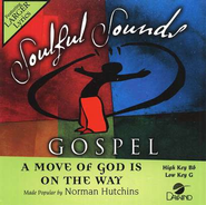 A Move Of God Is On The Way, Accompaniment CD   -     By: Norman Hutchins