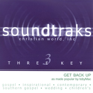 Get Back Up, Accompaniment CD   -              By: tobyMac