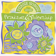 Praise Songs Praise & Worship CD   -