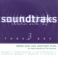 When God Has Another Plan, Accompaniment CD   -     By: The Greenes