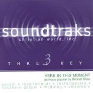 Here In This Moment, Accompaniment CD   -     By: Beckah Shae