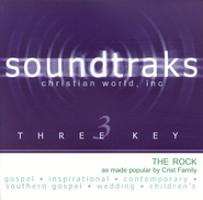 The Rock, Accompaniment CD   -     By: The Crist Family