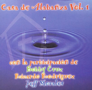 Casa de Alabanza Vol. 1, CD   -