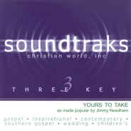 Yours To Take, Accompaniment CD   -     By: Jimmy Needham