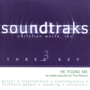 He Found Me, Accompaniment CD   -     By: The Nelons