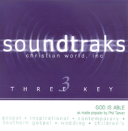 God Is Able, Accompaniment CD   -     By: Phil Tarver