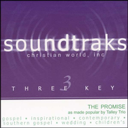 The Promise, Accompaniment CD   -     By: The Talley Trio