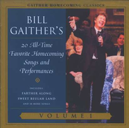 Gaither Homecoming Classics, Volume 1, Compact Disc [CD]   -     By: Bill Gaither, Gloria Gaither, Homecoming Friends