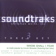 Whom Shall I Fear  [Music Download] -              By: Lincoln Brewster