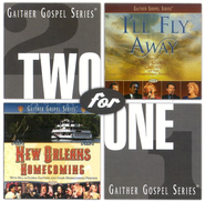 New Orleans Homecoming/I'll Fly Away CD   -     By: Bill Gaither, Gloria Gaither, Homcoming Friends