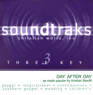Day After Day, Accompaniment CD   -     By: Kristan Stanfill