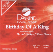 Birthday of A King, Accompaniment CD   -     By: David Phelps