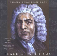 Peace Be With You, Compact Disc [CD]   -     By: Gloriae Dei Cantores