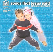 Songs That Jesus Said: Scripture Into Music   -              By: Keith Getty, Kristyn Getty
