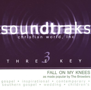 Fall On My Knees, Accompaniment CD   -     By: The Browders