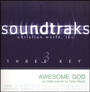 Awesome God, Accompaniment CD   -     By: Helen Baylor