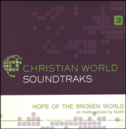 Hope Of The Broken World, Accompaniment CD   -     By: Selah