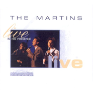 Live In His Presence CD   -     By: The Martins