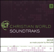 Move, Accompaniment CD   -     By: MercyMe