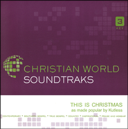 This Is Christmas, Accompaniment CD   -              By: Kutless