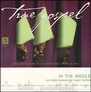 In The Middle, Accompaniment CD   -     By: Isaac Carree