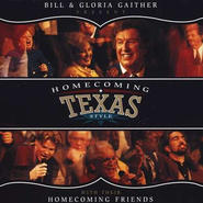 Homecoming Texas Style CD   -     By: Bill Gaither, Gloria Gaither, Homecoming Friends