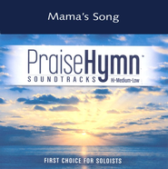 Mama's Song, Accompaniment CD   -     By: Carrie Underwood