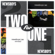 Go/Go Remixed CD   -              By: Newsboys