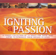 Igniting A Passion CD   -
