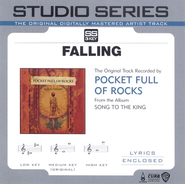 Falling - Medium Key w/o Background Vocals  [Music Download] -     By: Pocket Full Of Rocks