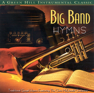 Big Band Hymns CD   -     By: Chris McDonald Orchestra
