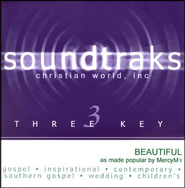 Beautiful, Accompaniment CD   -     By: MercyMe