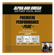 Alpha and Omega, Accompaniment CD   -              By: Gaither Vocal Band