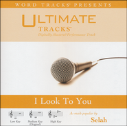 I Look To You Acc, CD  -              By: Selah