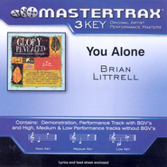 You Alone, Accompaniment CD   -     By: Brian Littrell